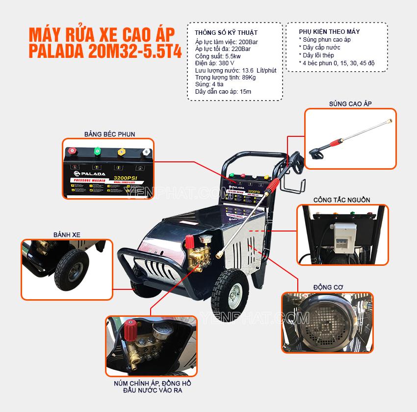 Máy xịt rửa xe Palada 20M32-5.5T4 Máy xịt rửa xe Palada 20M32-5.5T4 Máy xịt rửa xe Palada 20M32-5.5T4 Máy xịt rửa xe Palada 20M32-5.5T4 Hãy chia sẻ sản phẩm Máy xịt rửa xe Palada 20M32-5.5T4:   Hiện tại chưa có ý kiến đánh giá nào về sản phẩm. Hãy là người đầu tiên chia sẻ cảm nhận của bạn.  Viết đánh giá của bạn  Máy xịt rửa xe Palada 20M32-5.5T4