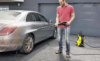 Xủ lý tình trạng máy rửa xe bị yếu