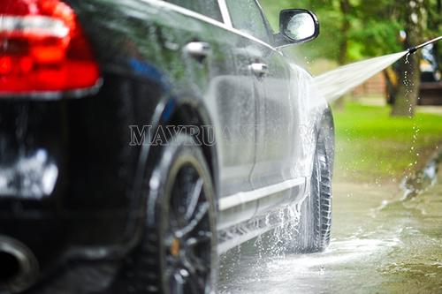 Máy rửa xe Jetta cho hiệu quả phun rửa cao