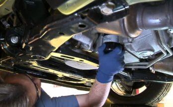 Cách thay lọc dầu xe ô tô