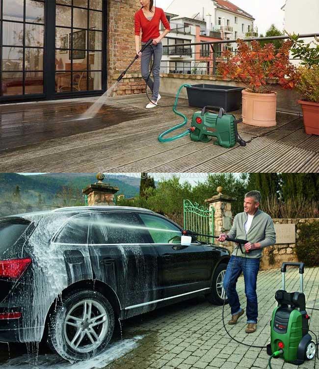 Bosch được nhiều người dùng đánh giá cao