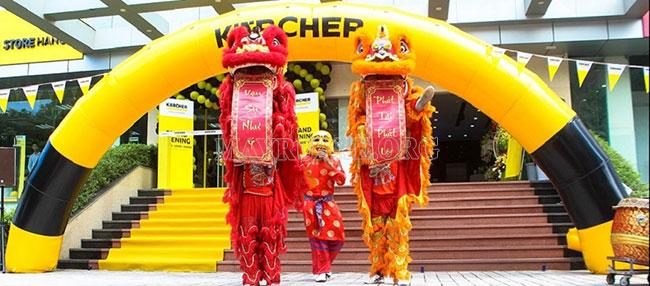 Đại lý cấp 1 của Karcher tại Việt Nam