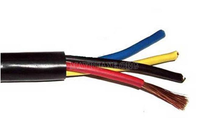 Dây dẫn điện 3 pha