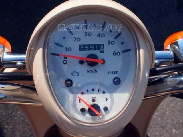 Đồng hồ báo xăng bị lỗi