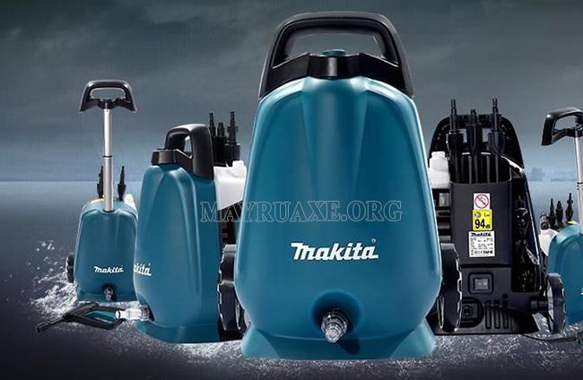 Máy rửa xe mang thương hiệu Makita