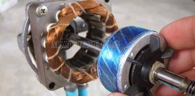 Motor quạt điện