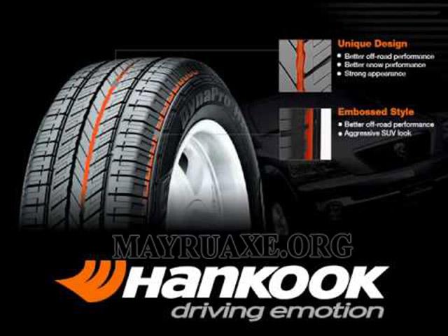 Lốp Hankook có tốt không?