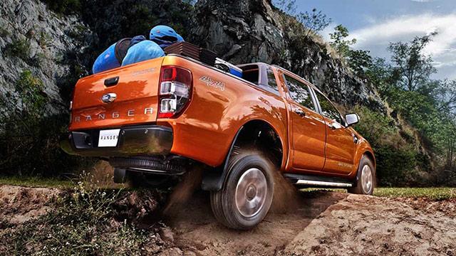 Đặc điểm của 4WD