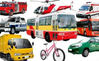 Motor vehicle là gì?