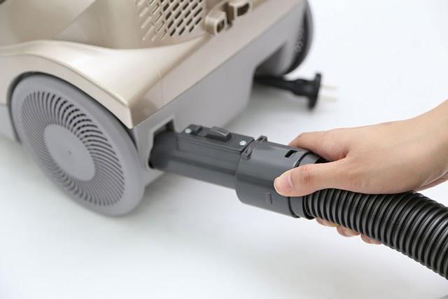 Cách sử dụng máy hút bụi hitachi cv - sh20v
