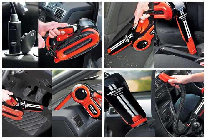máy hút bụi ô tô cầm tay black decker pav1205