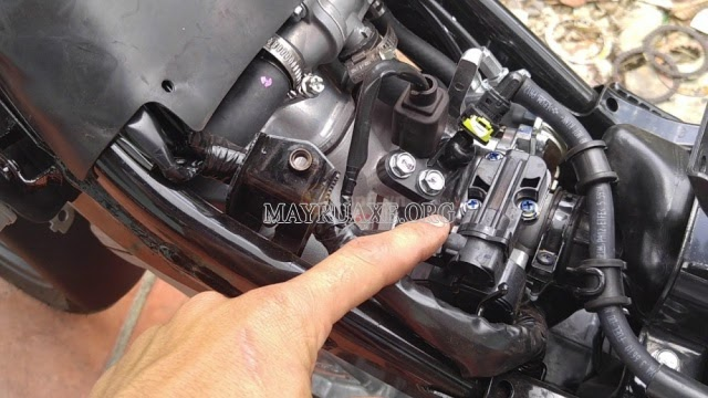 Cách chỉnh garanti xe máy Honda