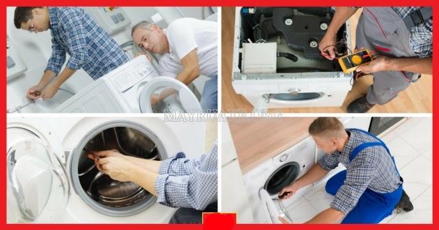 máy giặt không điều khiển được