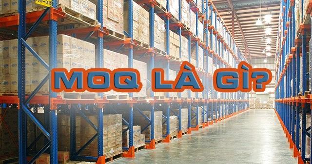 moq là gì