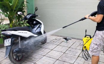 Karcher thương hiệu máy rửa xe có nhiều sản phẩm nổi bật