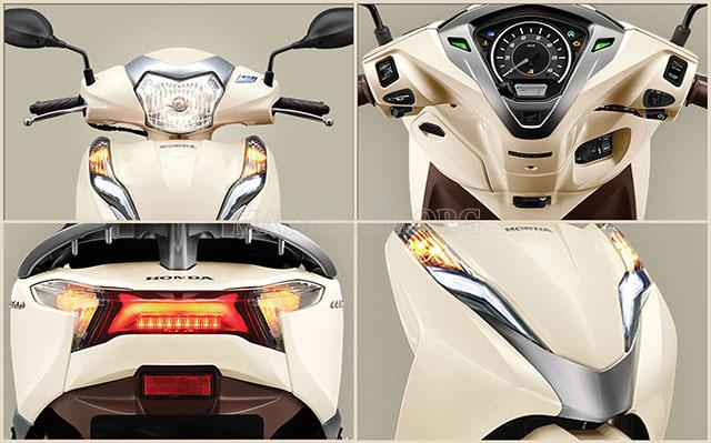 Gía xe Honda LEAD 2020 - Đánh giá xe Honda Lead 2020:, Honda Lead giá bao nhiêu, thông số kỹ thuật Honda Lead