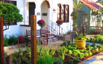 Khoảng sân vườn