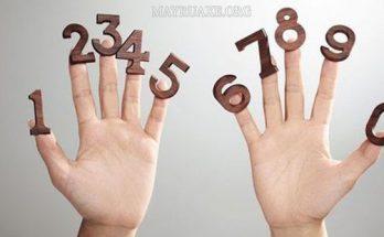 ý nghĩa các con số trong tình yêu